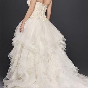 Oleg Cassini Bridal Gown